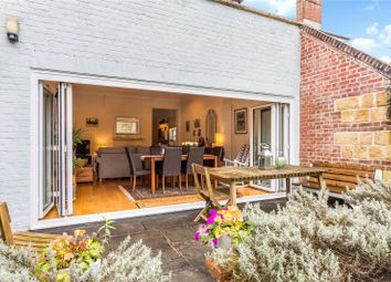 Thumbnail 2 bed terraced house for sale in Phoenix Lodge, River Street, Pewsey, Wiltshire