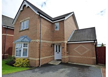 Thumbnail 4 bed detached house for sale in Colin Gibson Drive, Monifieth
