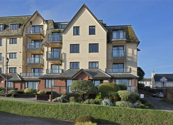 Thumbnail 3 bedroom flat for sale in The Rosemullion, Cliff Road, Budleigh Salterton