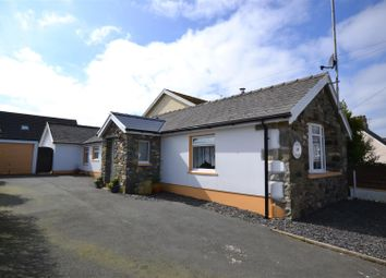 Thumbnail 3 bed detached bungalow for sale in St. Davids Road, Letterston, Haverfordwest