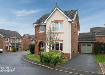 Thumbnail 3 bed detached house for sale in Fir Garth, Cleator Moor, Cumbria