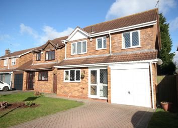 Whitemoor Drive, Monkspath, Solihull B90. 4 bed detached house