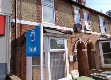 Thumbnail 2 bed flat to rent in Elsden Road, Wellingborough
