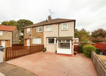 Thumbnail 3 bed semi-detached house for sale in 110 Broomhall Road, Edinburgh