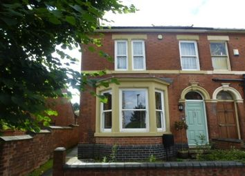Thumbnail 4 bedroom property to rent in Overdale Road, New Normanton, Derby