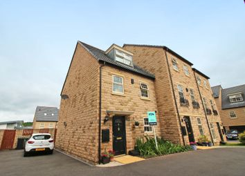 Thumbnail 3 bed end terrace house for sale in Marlington Drive, Huddersfield