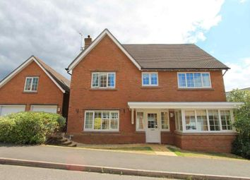 Thumbnail 5 bed detached house for sale in Woodlands Drive, Weston, Crewe