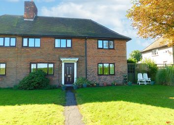 Thumbnail 3 bed semi-detached house for sale in Retford Road, Woodbeck, Retford, Nottinghamshire