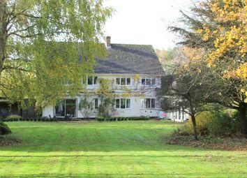 Thumbnail 5 bed detached house for sale in Basingstoke Road, Old Alresford, Alresford