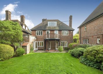 Thumbnail 5 bed property to rent in Turner Close, Hampstead Garden Suburb, London