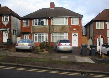 Thumbnail 4 Bed Semi Detached House For Sale In Wensleydale Road Perry Barr