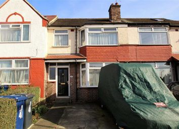 Thumbnail 3 bed end terrace house for sale in Ellesmere Road, Greenford
