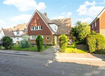 Springshaw Close, Sevenoaks, Kent TN13. 4 bed detached house