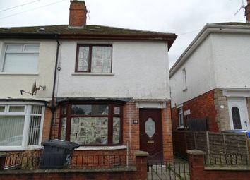 Thumbnail 3 bedroom semi-detached house for sale in 54 Rutherglen Street, Belfast