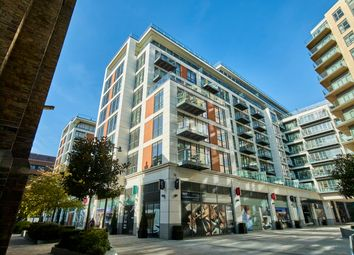 Thumbnail 2 bedroom flat for sale in Dickens Yard, London