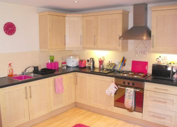 Thumbnail 2 bedroom flat to rent in Brindley House, Tapton Lock Hill, Chesterfield