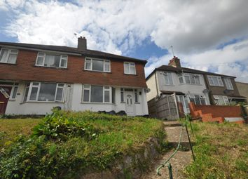 Thumbnail 3 bed semi-detached house to rent in Swanley Lane, Swanley