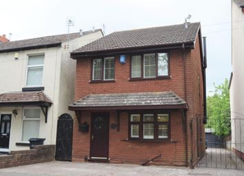Thumbnail 3 bed detached house for sale in Church Road, Coseley