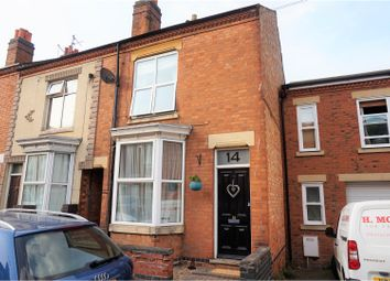 Thumbnail 2 bed terraced house for sale in Hearth Street, Market Harborough