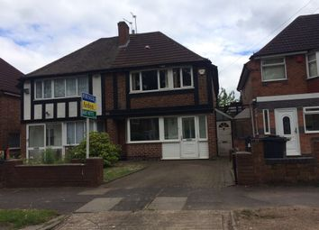 Thumbnail 3 bedroom semi-detached house for sale in Falmouth Road, Hodge Hill