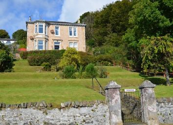 Thumbnail 3 bed flat for sale in North Campbell Road, Innellan, Argyll And Bute
