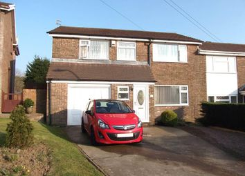 Thumbnail 4 bed property to rent in Chartist Road, Llantrisant, Pontyclun