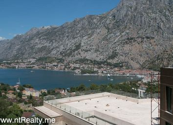 Thumbnail 1 bedroom apartment for sale in One Bedroom Apartment With Exceptional Panoramic Sea View, Kotor, Montenegro