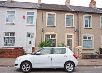 Thumbnail 3 bed terraced house for sale in Cecil Street, Roath, Cardiff