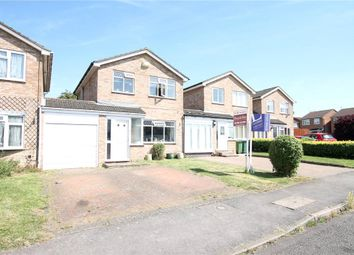 Thumbnail 3 bed link-detached house for sale in Swallow Close, Buckingham, Buckinghamshire