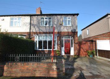 Thumbnail 3 bed semi-detached house for sale in Menin Avenue, Warrington