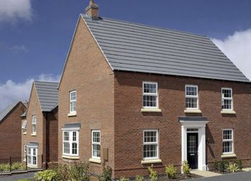 "Thumbnail 4 bed detached house for sale in ""Cornell"" at Melton Road, Edwalton, Nottingham"