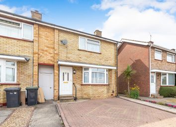 Thumbnail 2 bed end terrace house for sale in Hyde Avenue, Stotfold, Hitchin