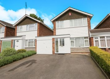 Thumbnail 3 bed link-detached house for sale in Chaucer Crescent, Kidderminster