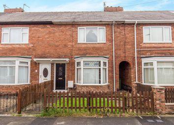 Thumbnail 2 bed terraced house for sale in Dorset Crescent, Billingham
