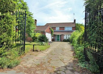 Thumbnail 5 bedroom detached house for sale in Ipswich Road, Colchester, Essex