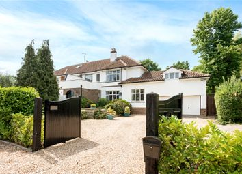 Thumbnail 4 bed semi-detached house for sale in Picketts Lane, Redhill, Surrey