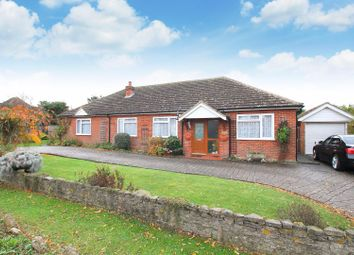 Thumbnail 4 bed detached bungalow for sale in Hazlemere Road, Seasalter, Whitstable