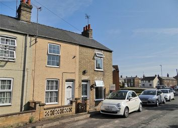 Thumbnail 3 bedroom end terrace house for sale in Huntingdon Road, Chatteris, Cambridgeshire