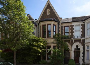 Thumbnail 5 bedroom town house for sale in Boverton Street, Roath Park, Cardiff