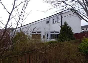 Thumbnail 4 bed end terrace house for sale in Easter Bankton, Livingston, West Lothian