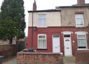 Thumbnail 2 bedroom end terrace house to rent in Wellington Street, Goldthorpe, Rotherham