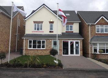 Thumbnail 5 bed detached house for sale in The Coniston House Type, Park View, Barrow-In-Furness