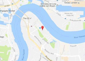 Thumbnail 1 bed flat for sale in The Waterman, Greenwich Peninsula, Lower Riverside, London
