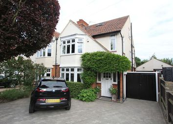 Thumbnail 4 bed semi-detached house for sale in Kings Avenue, Woodford Green, London