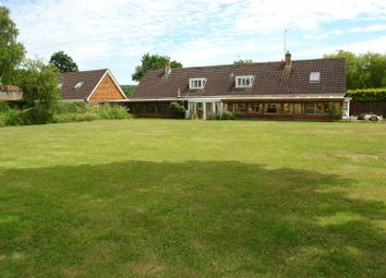 Thumbnail 5 bed detached house for sale in Compton Bassett, Compton Bassett, Wiltshire