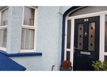 Thumbnail 6 bed terraced house for sale in Vergam Terrace, Fishguard