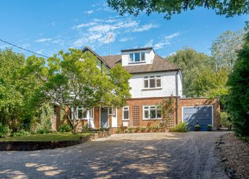 Thumbnail 4 bed detached house for sale in Knowle Lane, Cranleigh, Surrey
