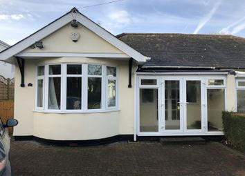 Thumbnail 2 bed detached bungalow to rent in Vicarage Hill, Marldon, Paignton