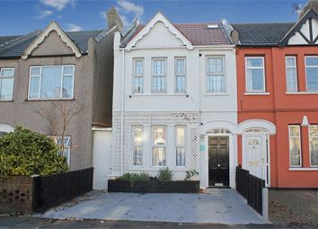 Thumbnail 4 bed terraced house for sale in Norman Road, Ilford