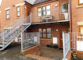 Thumbnail 2 bed flat for sale in Lewis Street, Crewe
